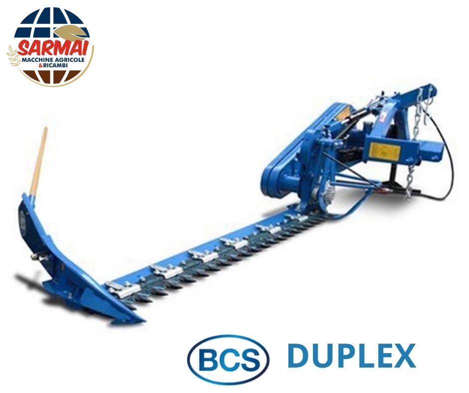 BCS Duplex