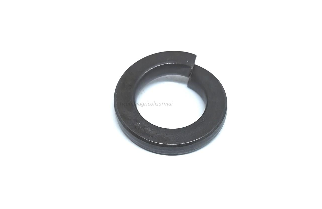 55463 Cf.10 bulloni M12x35 per zappe fresa completi di dado e rondella spaccata